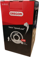 25 Pack Oregon 24-295-25 Gator SpeedLoad Trimmer Line.095 SM # 24-295-25
