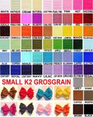 K2 Small Grosgrain