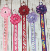Flower Bow Hanger