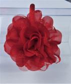 Designer Shabby Flower Headband