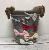 Cotton Bow Wrap