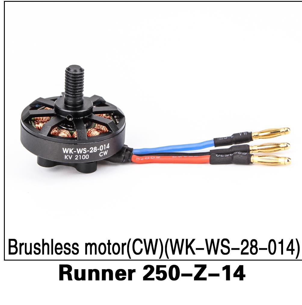 Walkera Runner 250 Brushless Motor CW Runner 250-Z-14 (WK-WS-28-014)
