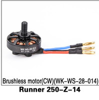 Walkera Runner 250 Brushless Motor CW Runner 250-Z-14 (WK-WS-28-014)