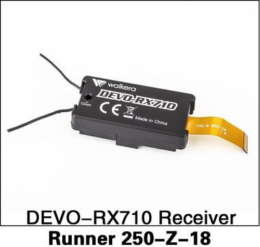 Walkera Runner 250 DEVO-RX710 Receiver Runner 250-Z-18