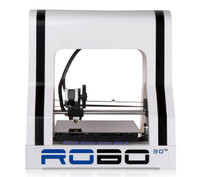 "Robo 3D R1 ""ABS+PLA Model"" 3D Printer"