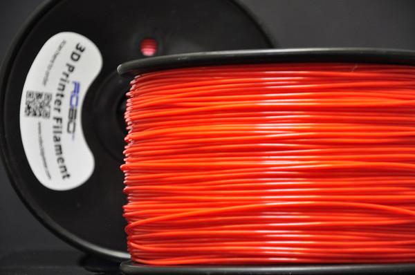 Robo 3D Rocket Red ABS Plastic Printer Filament 1 kg