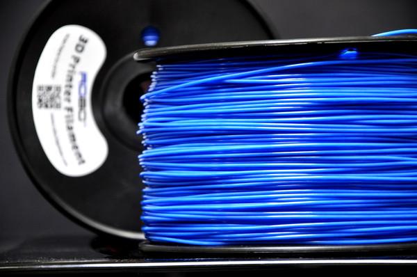 Robo 3D Galvanized Blue ABS Plastic Printer Filament 1 kg