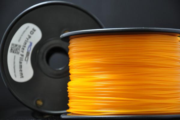 Robo 3D Tiger Orange ABS Plastic Printer Filament 1 kg