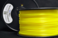 Robo 3D Thunder Glow Yellow PLA Plastic Printer Filament 1 kg