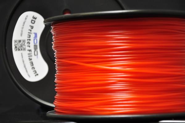 Robo 3D Rocket Red PLA Plastic Printer Filament 1 kg