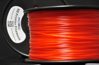 Robo 3D Rocket Red PLA Plastic Printer Filament 1 kg