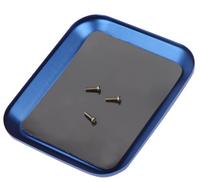Magnetic Aluminum Screw Tray