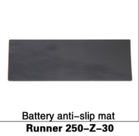 Runner 250-Z-30 Battery Anti-Slip Mat