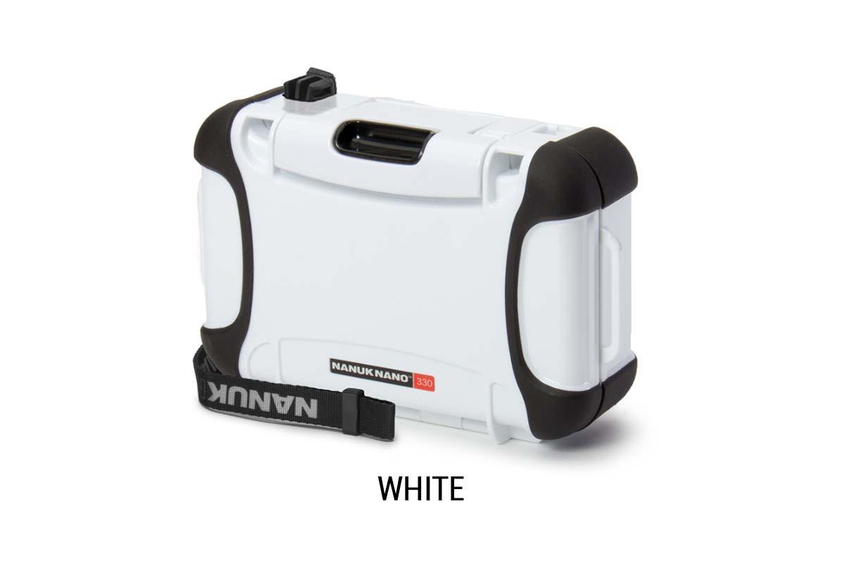 Nanuk Nano 330 White