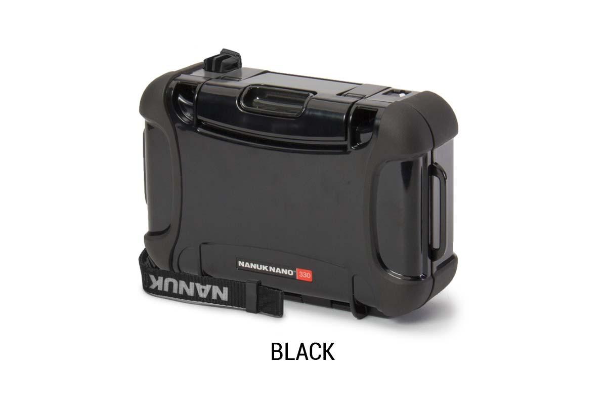 Nanuk Nano 330 Black