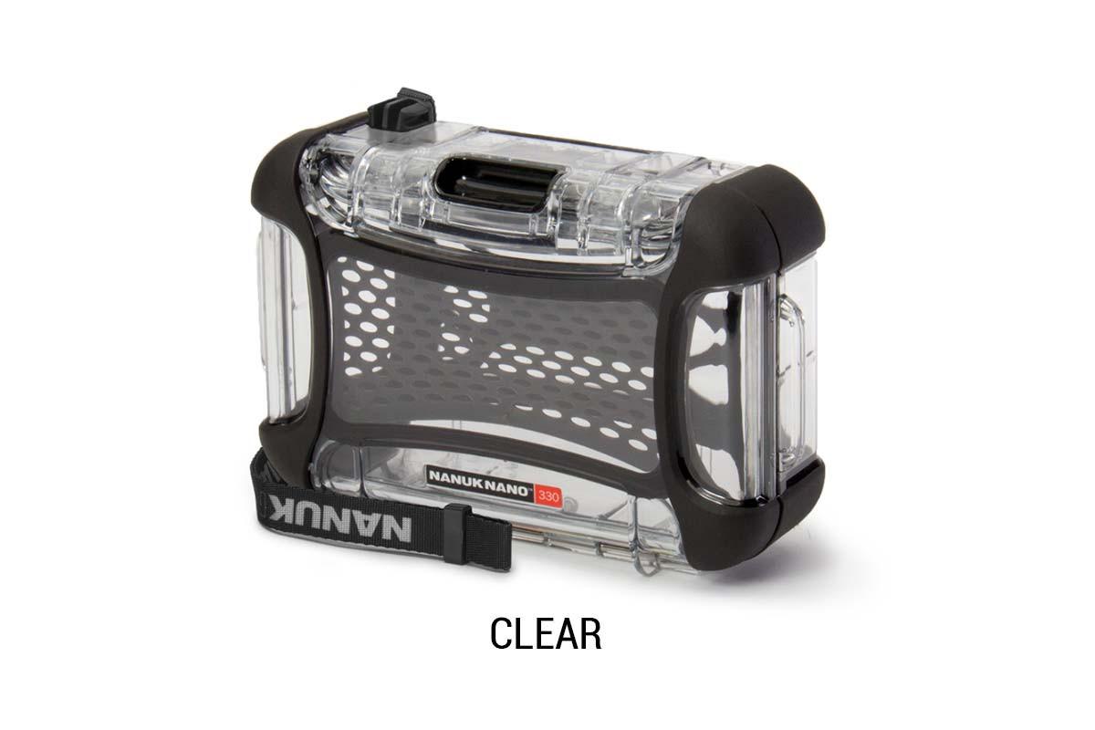 Nanuk Nano 330 Translucent Clear