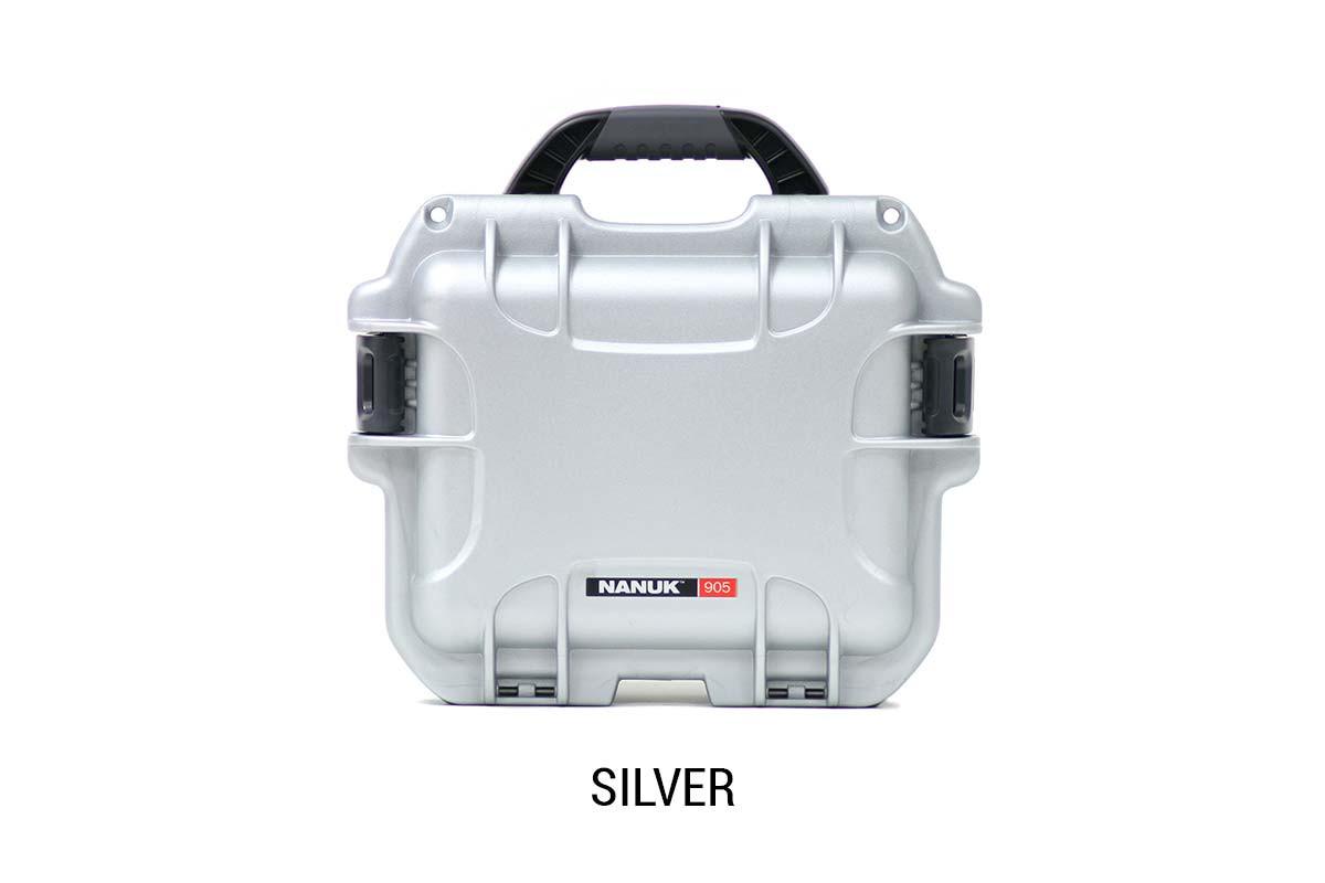 Nanuk 905 Case w/ Cubed Foam
