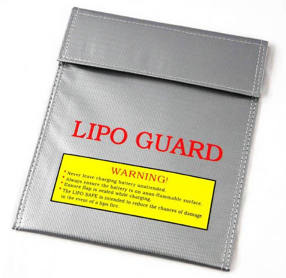LiPo Battery Safety Bag - Large