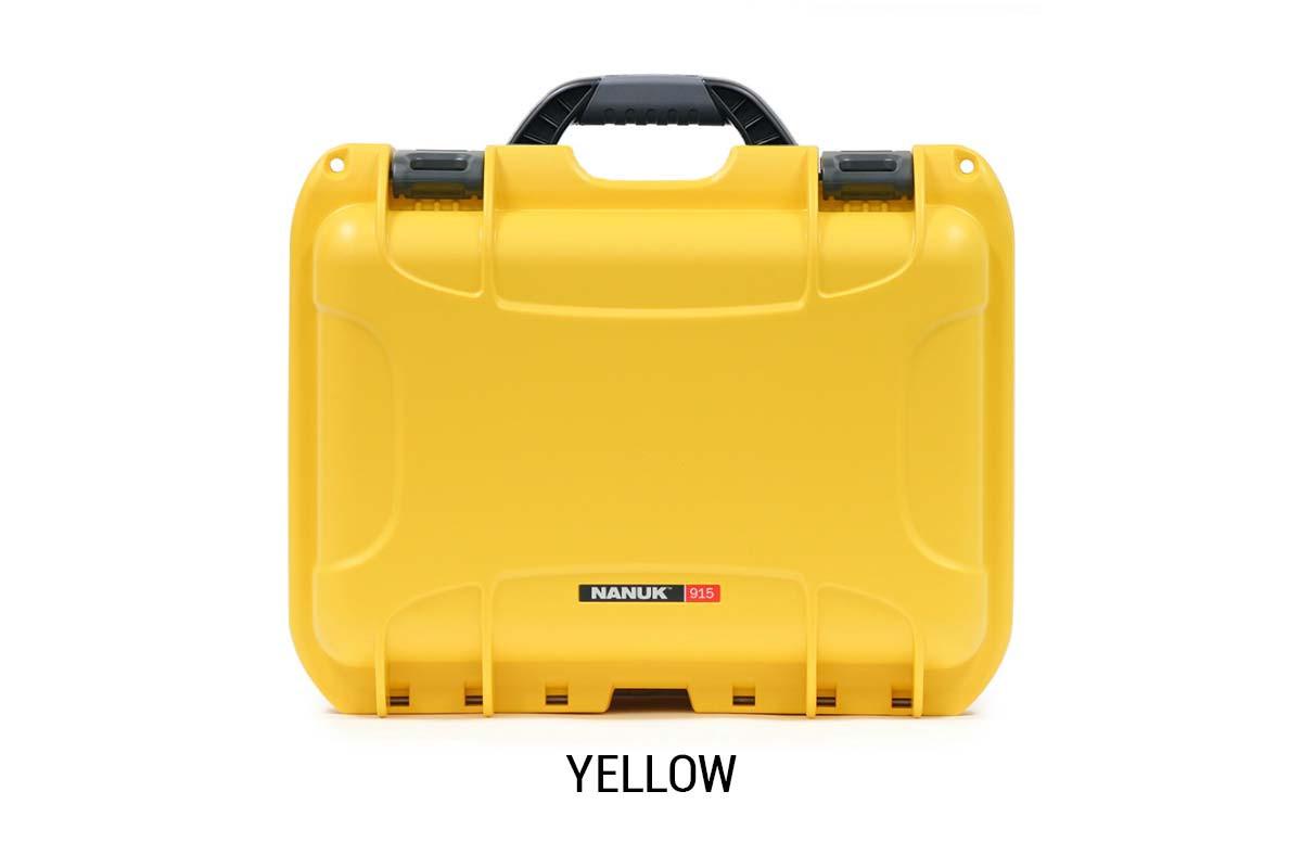 Nanuk 915 Case w/ Cubed Foam