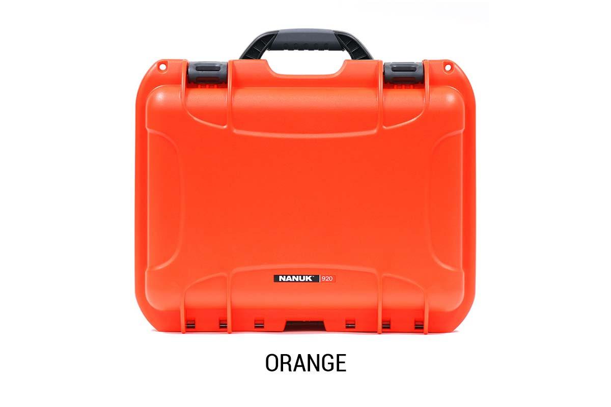 Nanuk 920 Case w/ Cubed Foam