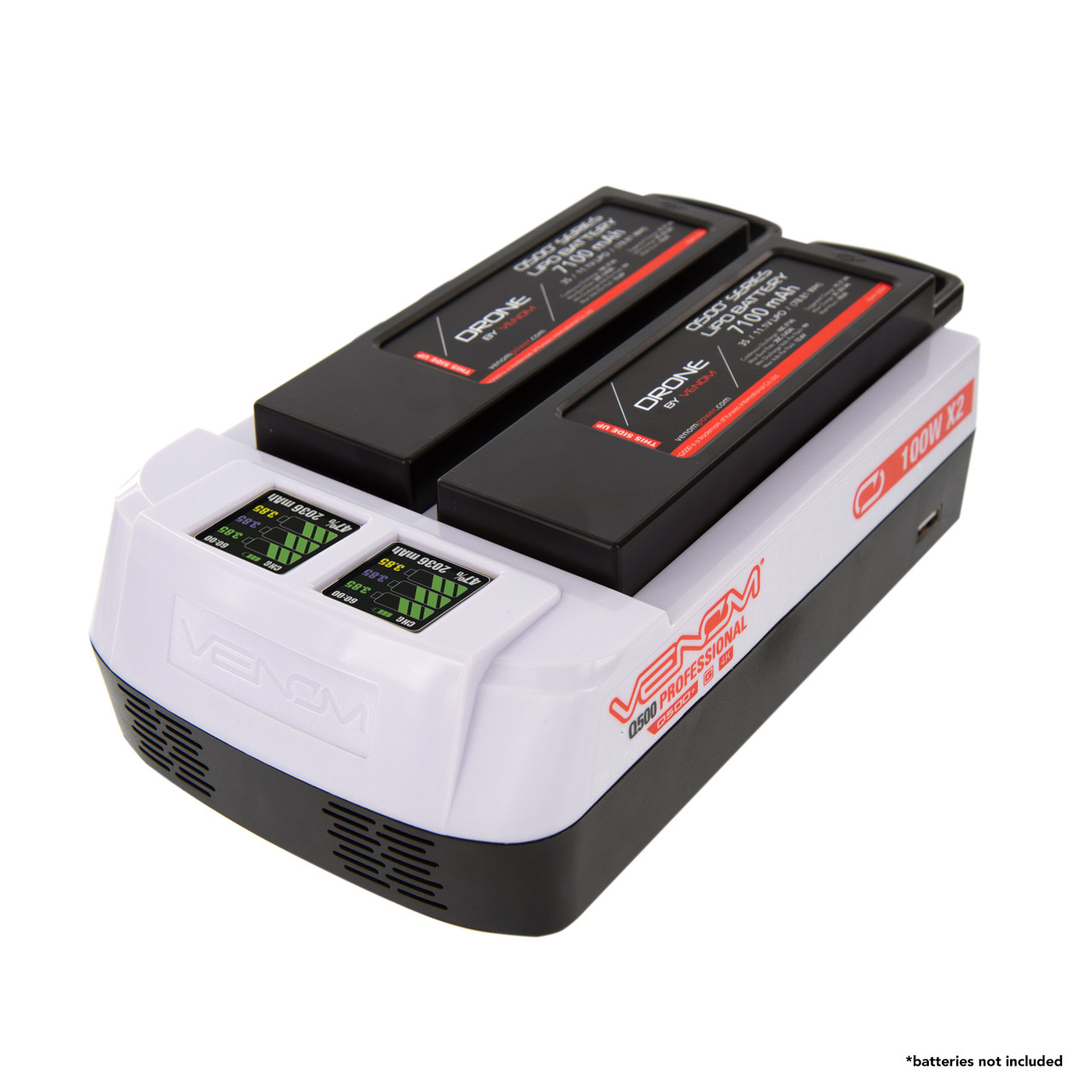 Yuneec Typhoon Q500 Power Station 6Amp Dual Output LiPo Battery Charger by Venom