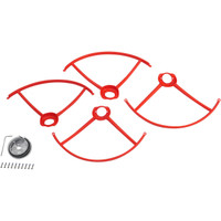 Autel X-Star Series Propeller Guards - Orange