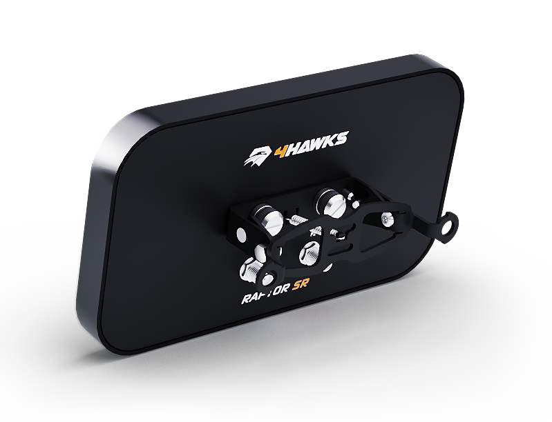 4Hawks Raptor SR Range Extender Antenna | Mavic - Spark