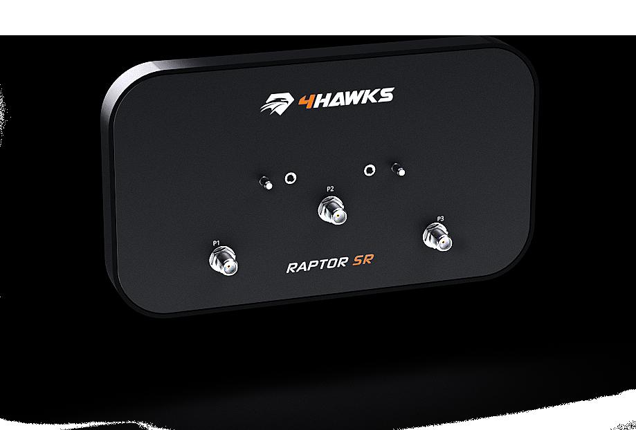 4Hawks Raptor SR Range Extender Antenna | Yuneec Typhoon H