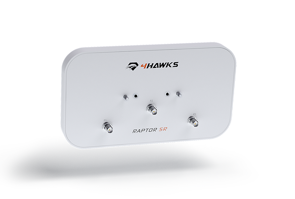 4Hawks Raptor SR Range Extender Antenna   DJI Phantom 3 Standard