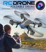 Lula RC Smart Foldable Drone SD8807W