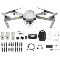 DJI Mavic Pro Platinum Fly More Combo Aerial Drone
