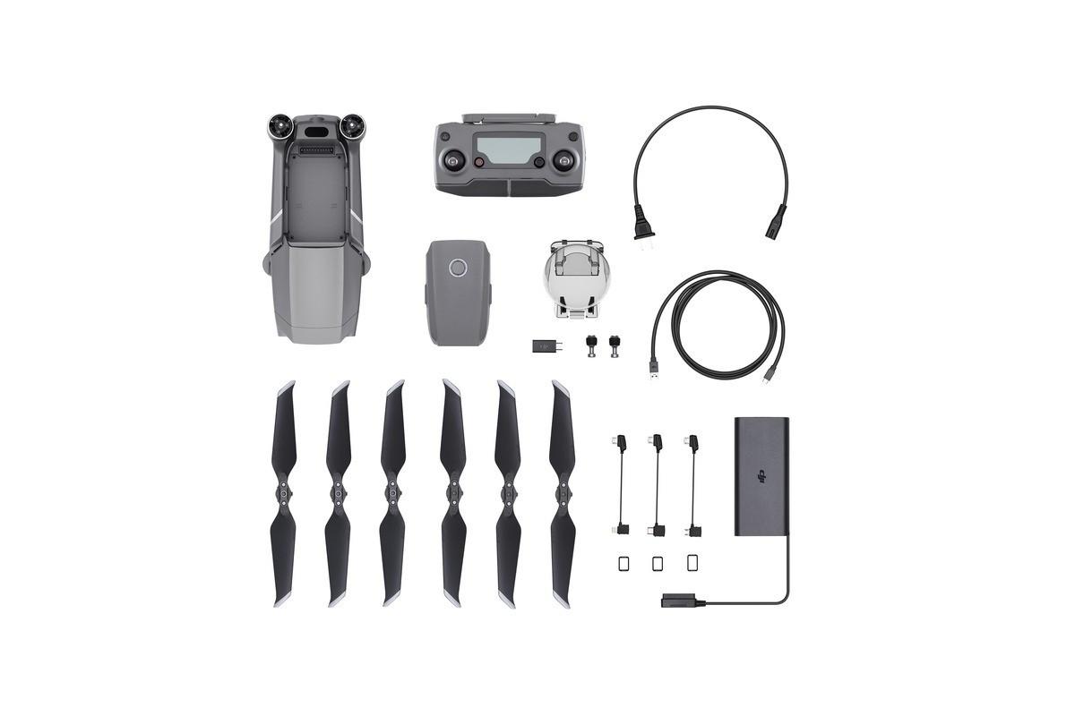 DJI Mavic 2 Zoom Quadcopter - 12MP, 2x Optical Zoom (CP.MA.00000020.01)