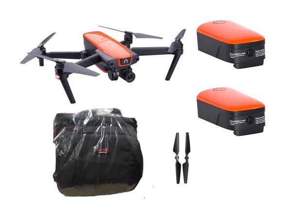 Autel Robotics EVO On-The-Go Bundle 4K Quadcopter (EVOGOBUNDLE)