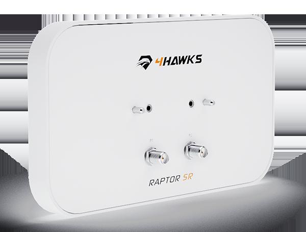 4Hawks Raptor SR Range Extender Antenna | DJI P4 PRO V2.0 (A115S)