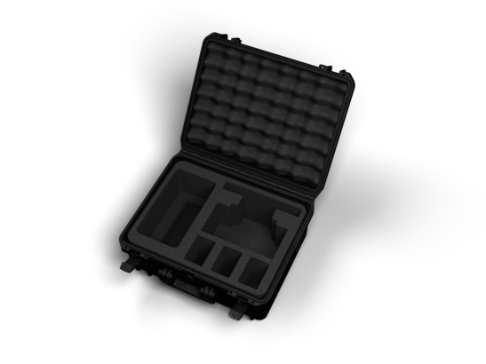 4Hawks Bundle   Raptor SR Antenna   Case   Landing Pad for DJI Mavic Air (S101)