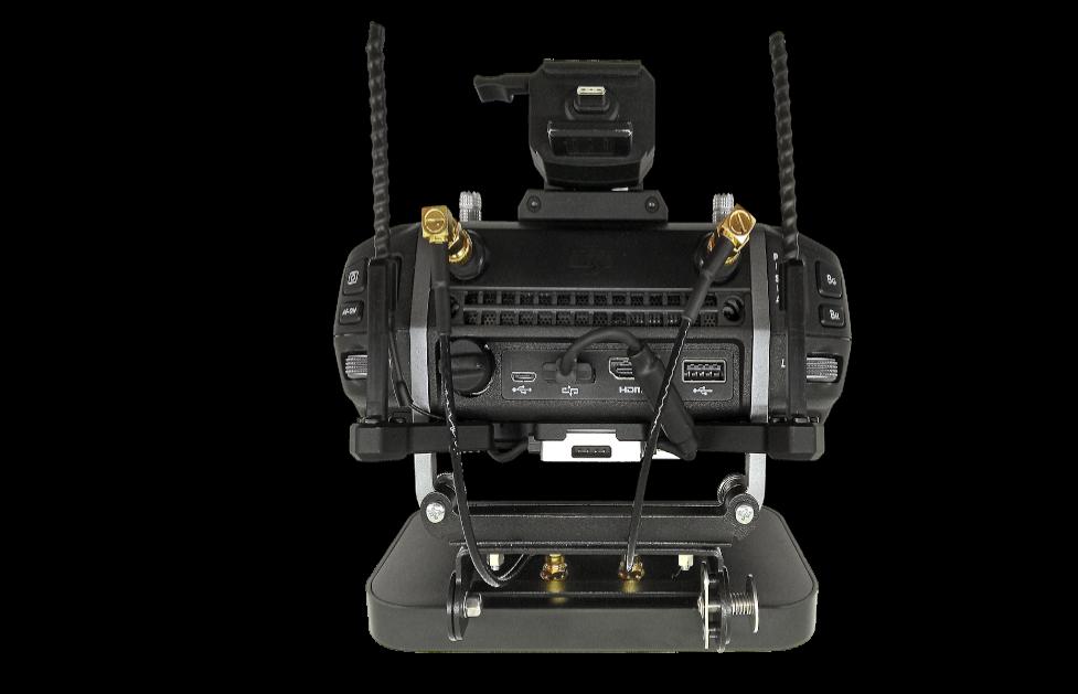 4Hawks Raptor SR Range Extender Antenna | designed for DJI Cendence (A117S)