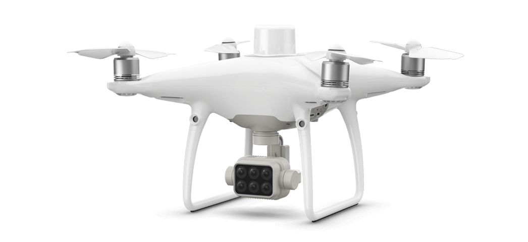 DJI P4 Multispectral Agriculture Drone (CP.AG.00000206.01)