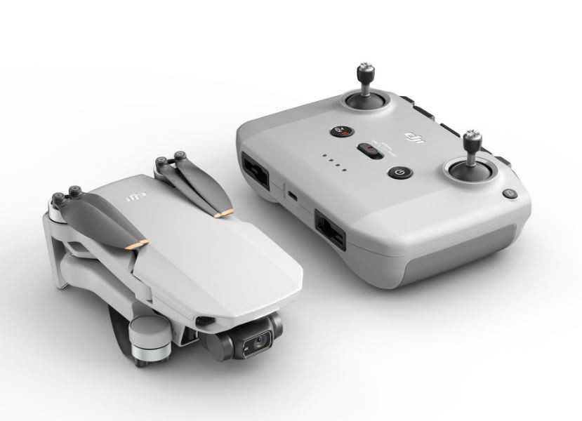 DJI Mini 2 Drone Fly More Combo with 3 batteries (CP.MA.00000306.01)