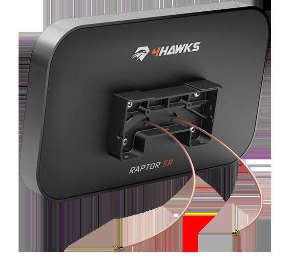 4Hawks Raptor SR Range Extender Antenna DJI Mini 2 - Mavic Air 2