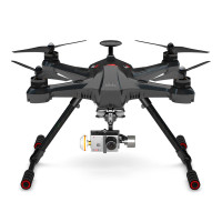 WALKERA SCOUT X4 (CARBON) ILOOK+ & GROUNDSTATION (ScoutX4 iLook+FPV2)