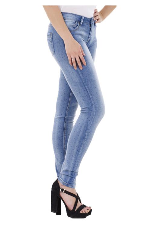 Star Skinny Jeans Luv2nv
