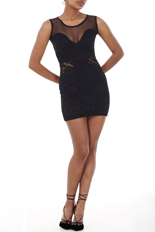 Kate Lace Dress luv2nv.com