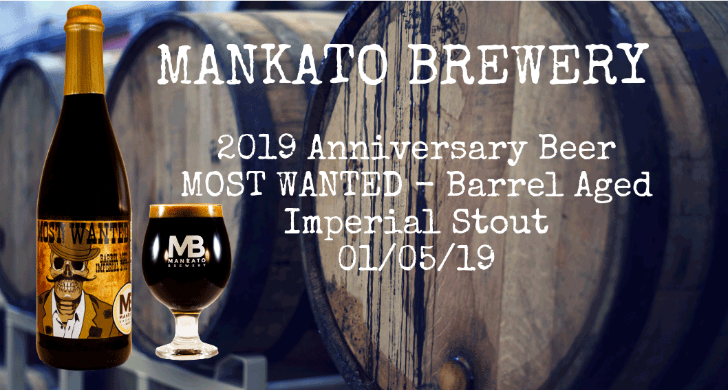 Most Wanted Imperial Stout - Bourbon Barrel Aged