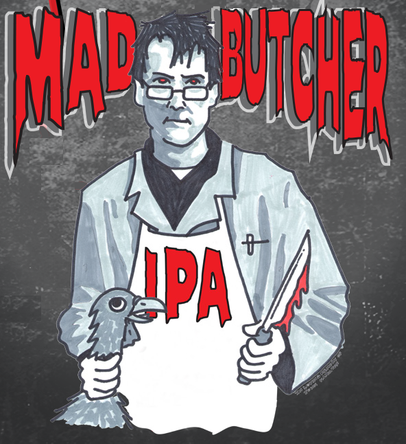 Mad Butcher IPA