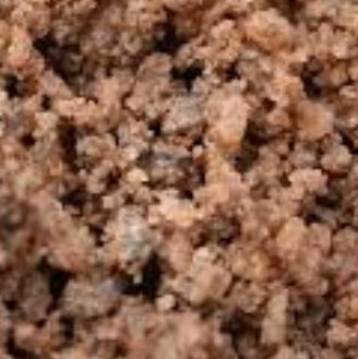 Brown De-icing Rock Salt Bulk Bag - BS3247 | Water Softener