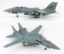 HobbyMaster US Navy F-14B Tomcat VF-24 'Fighting Renegades' USS Nimitz 1989 1/72