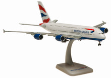 Hogan British Airways Airbus A380-800 G-XLEA 1/400