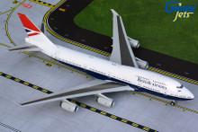 GeminiJets British Airways Boeing 747-400 G-CIVB Negus Livery 1/200 G2BAW841