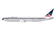 GeminiJets Delta Boeing 767-300 N129DL Widget Livery 1/200 G2DAL342