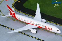 GeminiJets Qantas Boeing 787-9 VH-ZNJ 'Qantas 100 Years' 1/200 G2QFA885